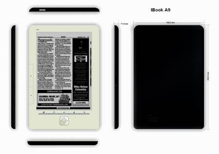 Jinke Ebook Readers from China