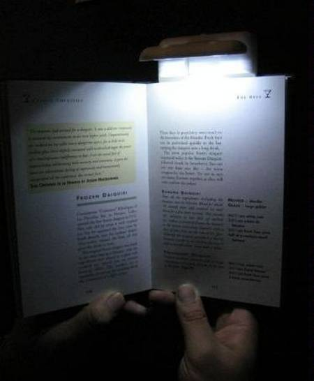 Kandle LED ebook light for your ebook reader