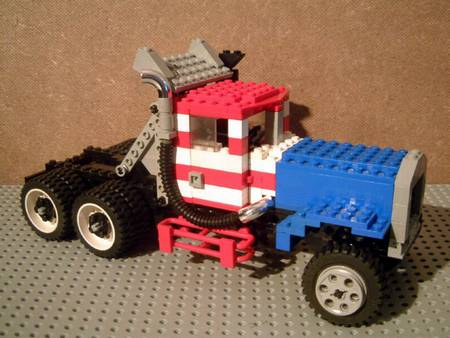 Affordable Electric Cars >> LEGO American muscle cars by Finnish LEGO fan | Gadgetsin