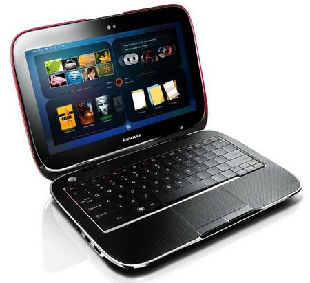Netbook Integrated Tablet Lenovo IdeaPad U1 Hybird