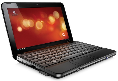 Compaq Pine Trail Netbook Mini CQ10