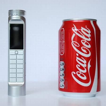 nokia bio battery ecofriendly phone concept