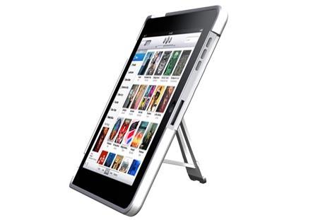 iPad kickstand Scosche kickBack