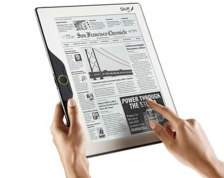 Skiff Reader A New Generation of Ebook Reader