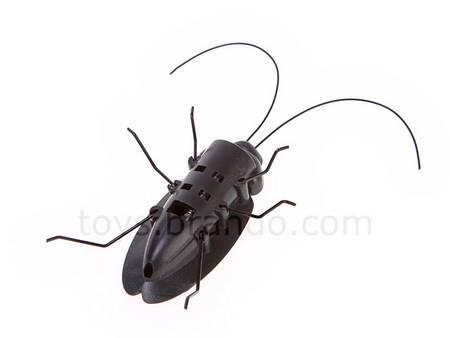 solar power mechanical cockroach