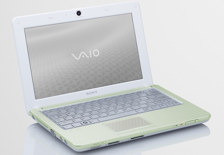 Sony Unveiled VAIO W Eco Edition at CES 2010
