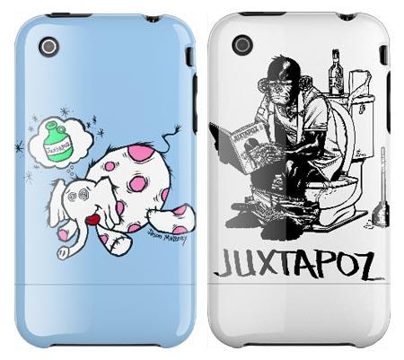 Uncommon customizes iPhone, iPod and Blackberry