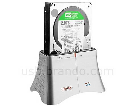 Unitek SATA USB 3.0 HDD Dock