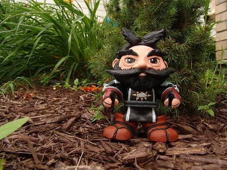 World of Warcraft Squat Action Figures