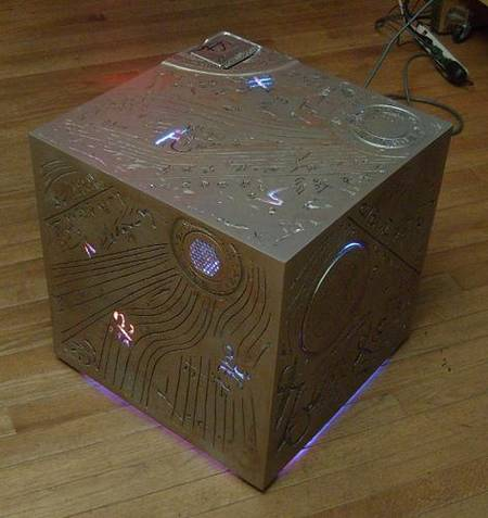 Xbox 360 Mod Transformers All Spark Cube