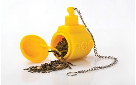 Yellow Submarine Tea Bag