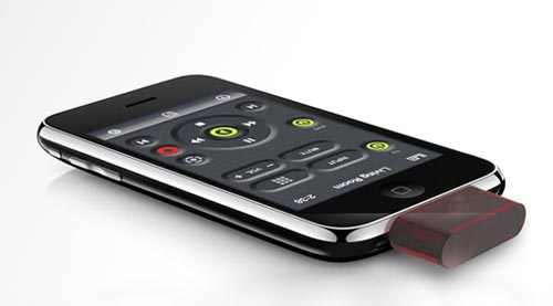 L5 Remote Turn iPhone or iPod into universal remote control