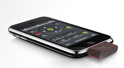 L5 Remote Turn iPhone or iPod into universal remote control