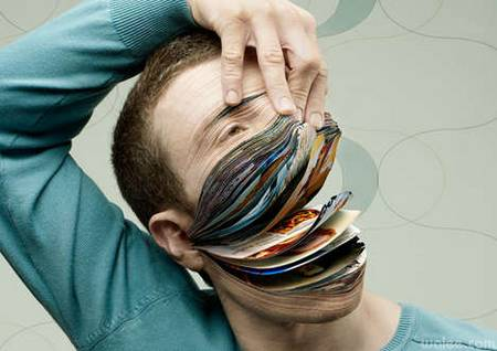 Search your brain like flipping pages