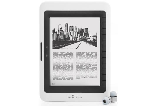 Energy Sistem Book 2061 ebook reader
