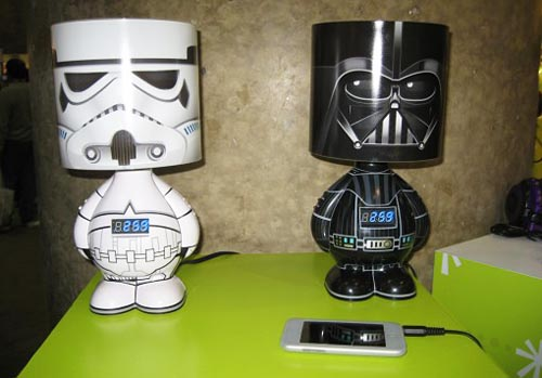 Star Wars and Marvel series speakers by Funko