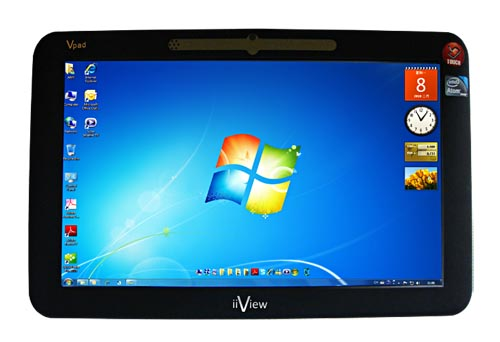 iiViewPad Tablet PC available now | Gadgetsin