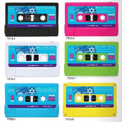 IMIXID Power Speaker cassette tape