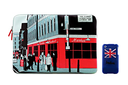 Incase new MacBook sleeves and iPhone cases