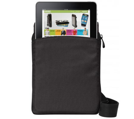 iPad compatible bag Cocoon Messenger Sling
