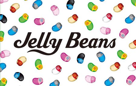 SoftBank Jelly Beans cell phone