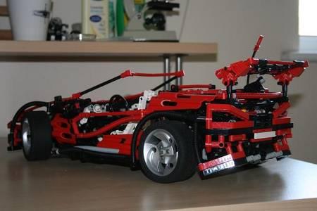 LEGO bricks Bugatti Veyron