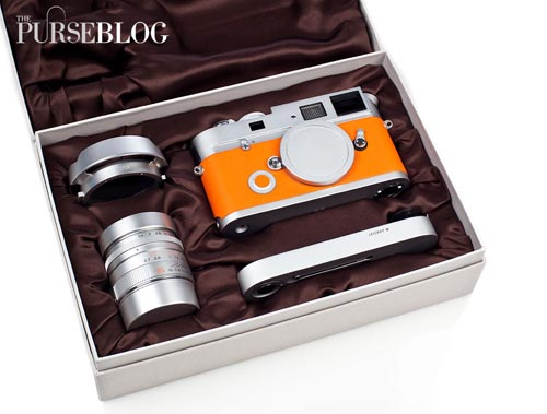 Leica M7 Hermes limited edition camera