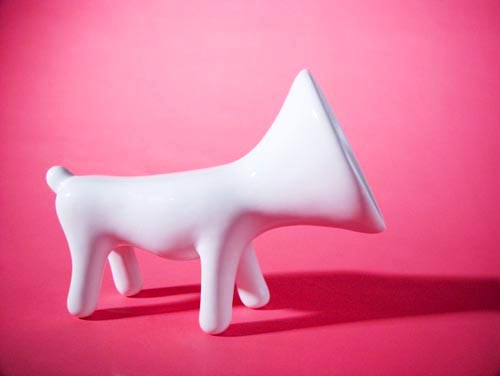 Limited Edition Hi Fido Speaker by Matteo Cibic