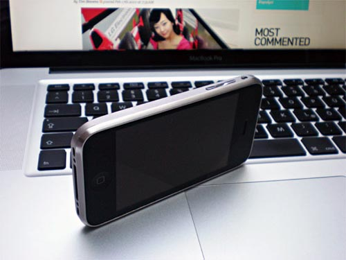 Amazing Metal Iphone Case By Romazzino Gadgetsin