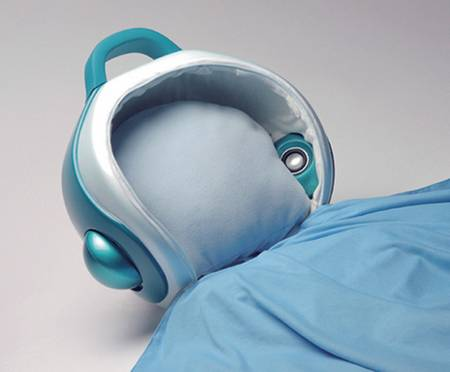 Playing music via Mu Space in your pillow