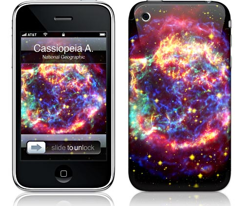 Gelaskins Cell phone MacBook skins National Geographic Society