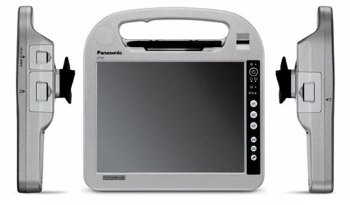 Panasonic Toughbook H1 Field the most rugged tablet PC