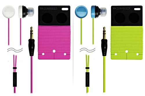 Colorful ZHP-009 Poppin Canaltype Earphones cord holder