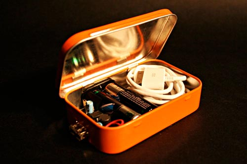 RuntyBoost Redesign Sweet MintyBoost USB Charger Kit