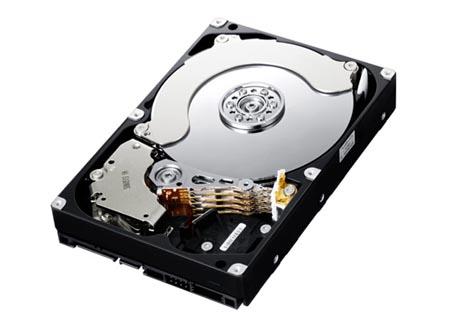 Samsung EcoGreen F3EG hard disk drive