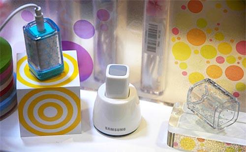 Tiny Samsung TicToc MP3 player