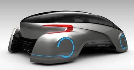 SCARAB-E concept vehicle