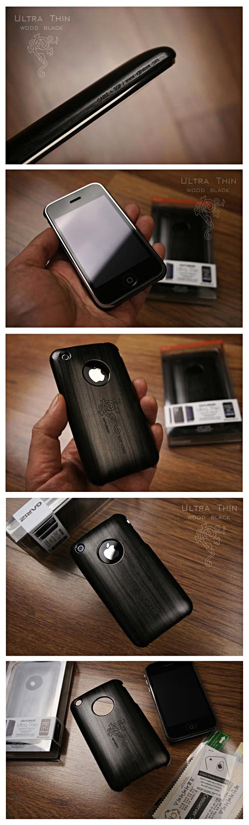 SGP Special Edition Gariz iPhone Case