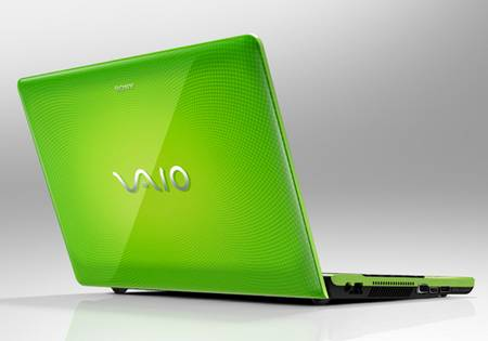 Colorful Sony VAIO E series