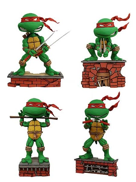 Teenage Mutant Ninja Turtles Bobble Heads