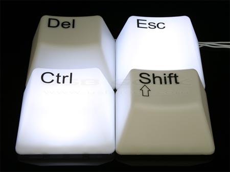 USB huge keyboard light