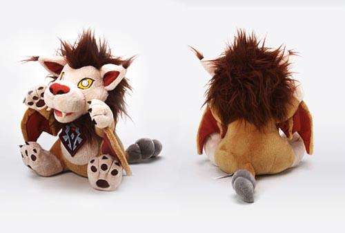 Blizzard World of Warcraft plush pets