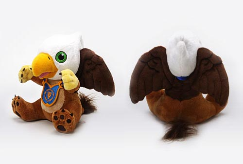 Blizzard World of Warcraft plush pets are available now