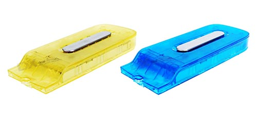 Colorful Xbox 360 Hard Disk Drive Cases
