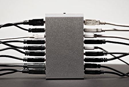 16 Port Super USB Hub