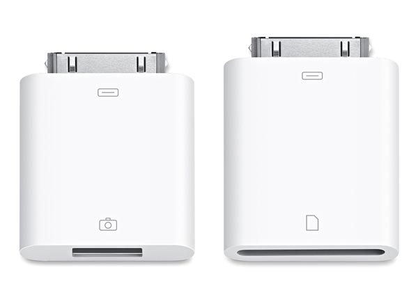 iPad Comera Connection Kit