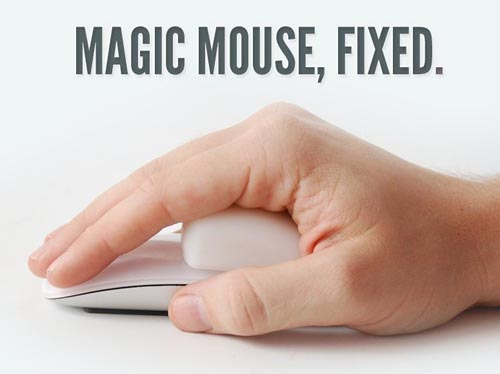 Fixed Your Apple Magic Mouse with the Soap