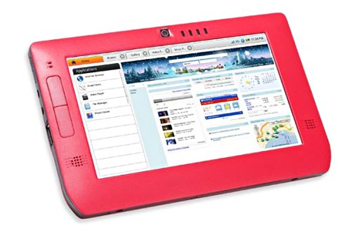 Freescale Tablet PC Runs Open Source Operating Systems
