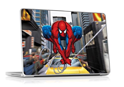 GelaSkin Marvel iPhone and MacBook Skins