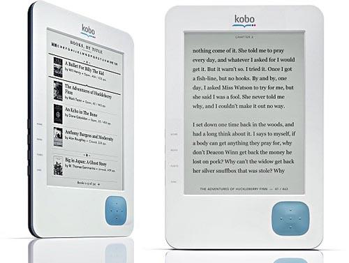 Kobo eReader affordable ebook reader